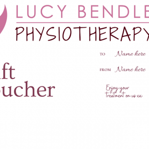 Lucy Bendle Gift Voucher